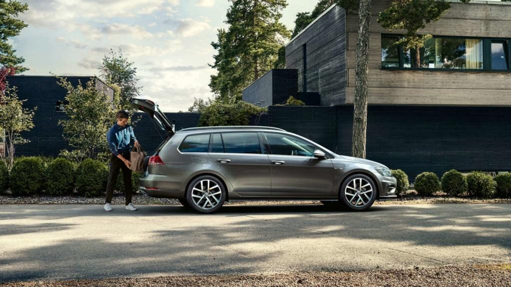 Salvem as peruas! VW Golf Variant tem nova geração confirmada Img10