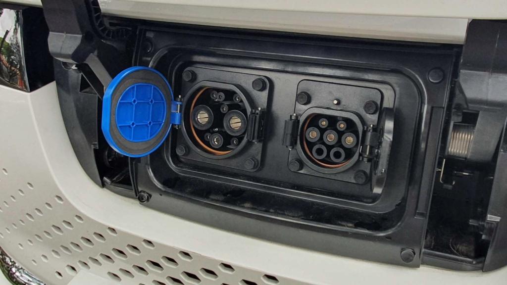 Vídeo: JAC iEV20, como é o carro elétrico mais barato do Brasil Jac-ie13
