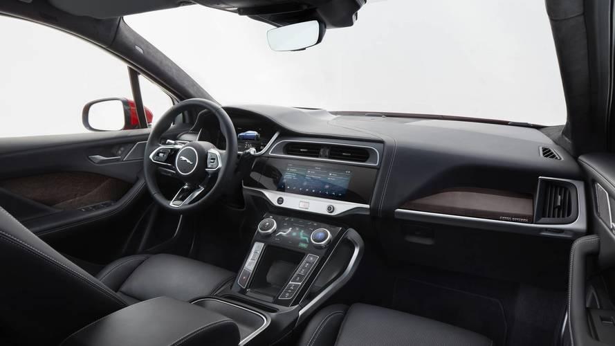 Elétrico Jaguar I-Pace chega ao Brasil por R$ 437 mil Jaguar12