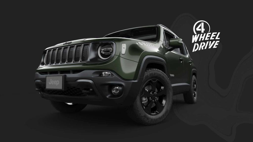 Jeep Renegade Willys entra em pré-venda por R$ 146.990 Jeep-r11