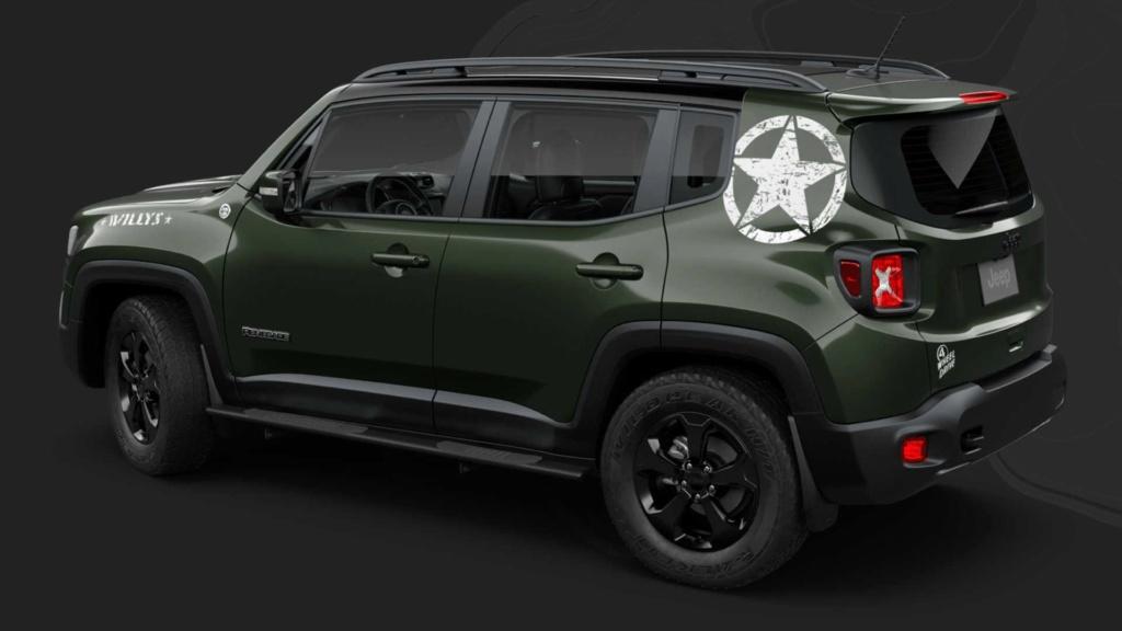 Jeep Renegade Willys entra em pré-venda por R$ 146.990 Jeep-r13