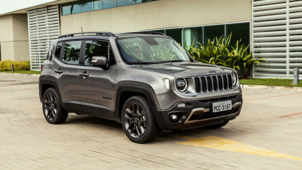 Jeep Renegade tem 37.723 unidades convocadas por falha no airbag Jeep-r18