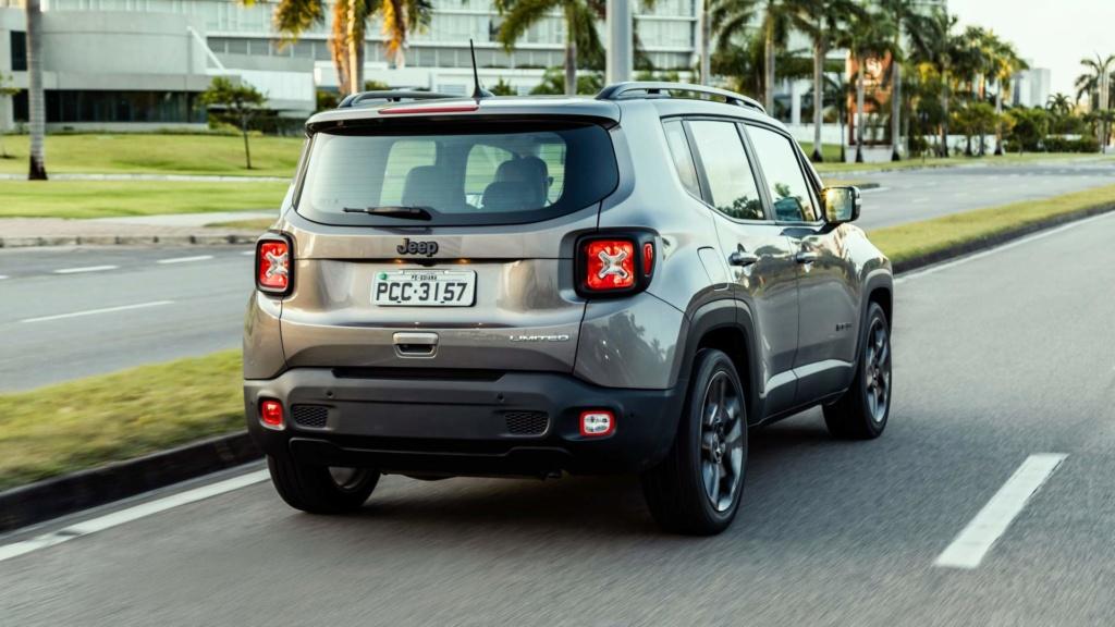 Jeep Renegade tem 37.723 unidades convocadas por falha no airbag Jeep-r19