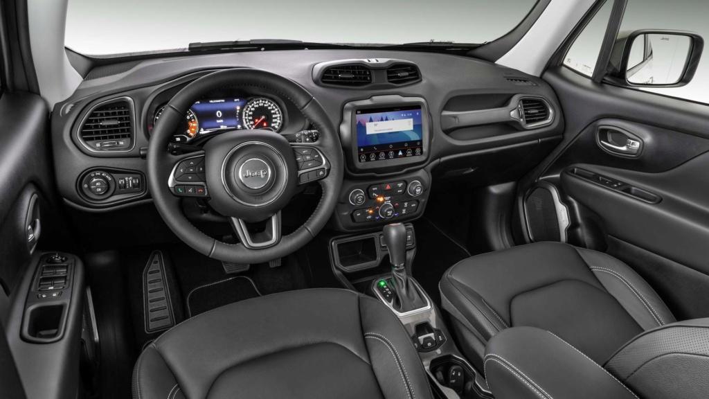 Jeep Renegade tem 37.723 unidades convocadas por falha no airbag Jeep-r20
