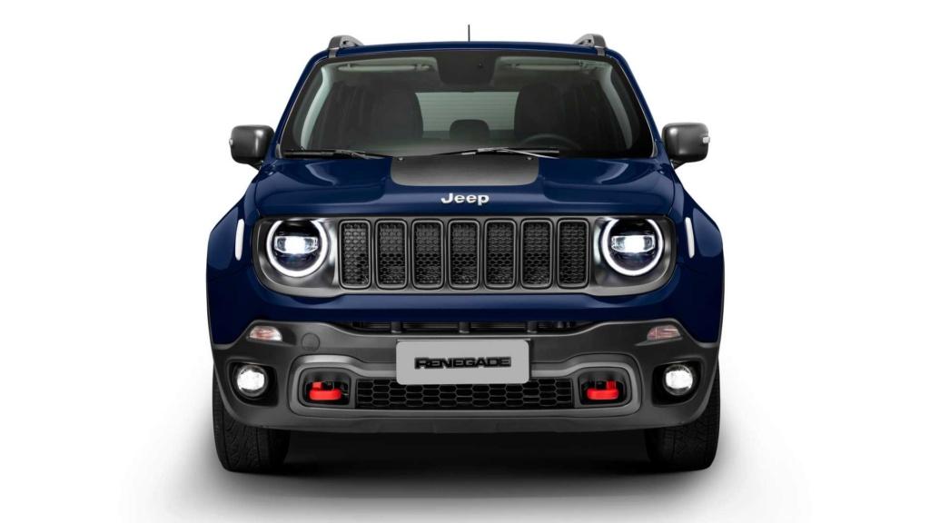 Jeep Renegade e Compass terão promoções mensais para PCD Jeep-r22