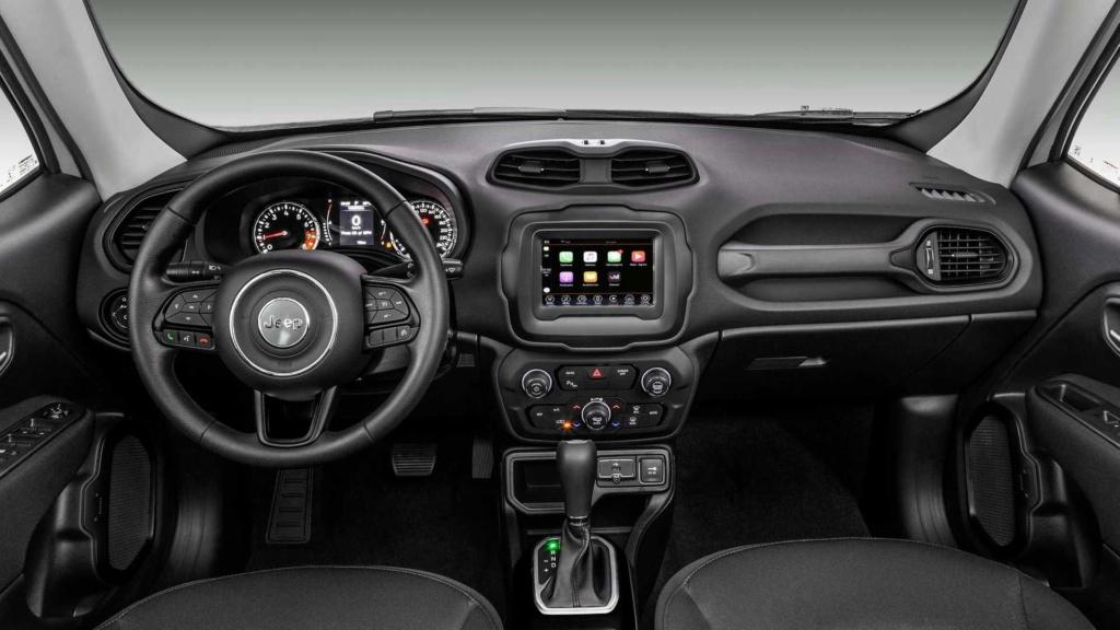 Jeep Renegade e Compass terão promoções mensais para PCD Jeep-r24