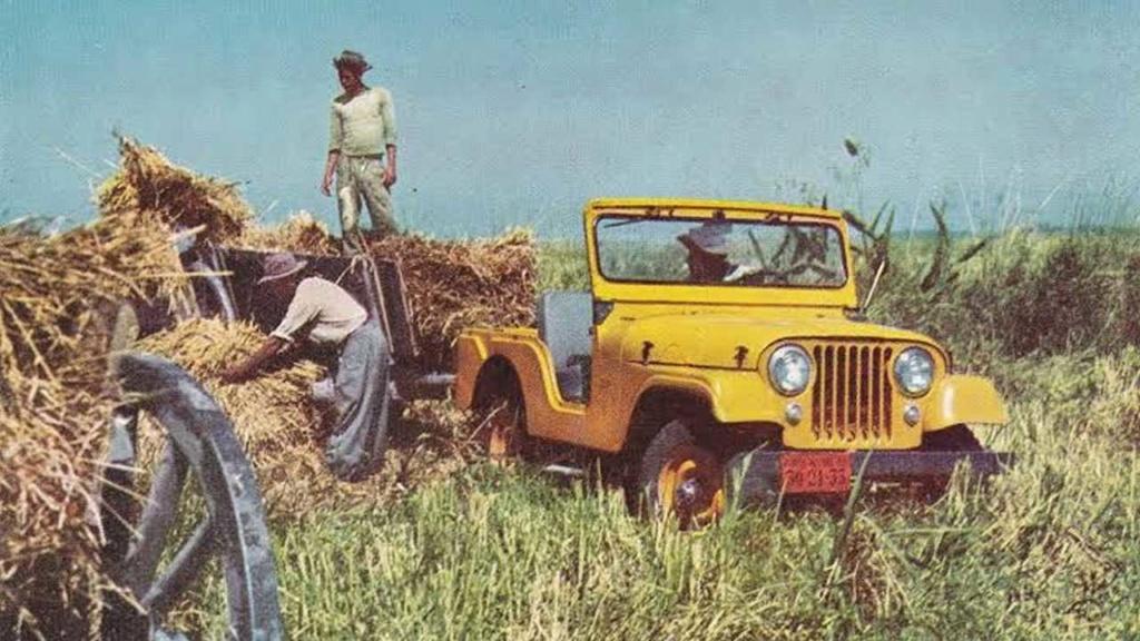História: fábrica da Ford em SBC já produziu Jeep, Renault, VW e até Chrysler Jeep-w11