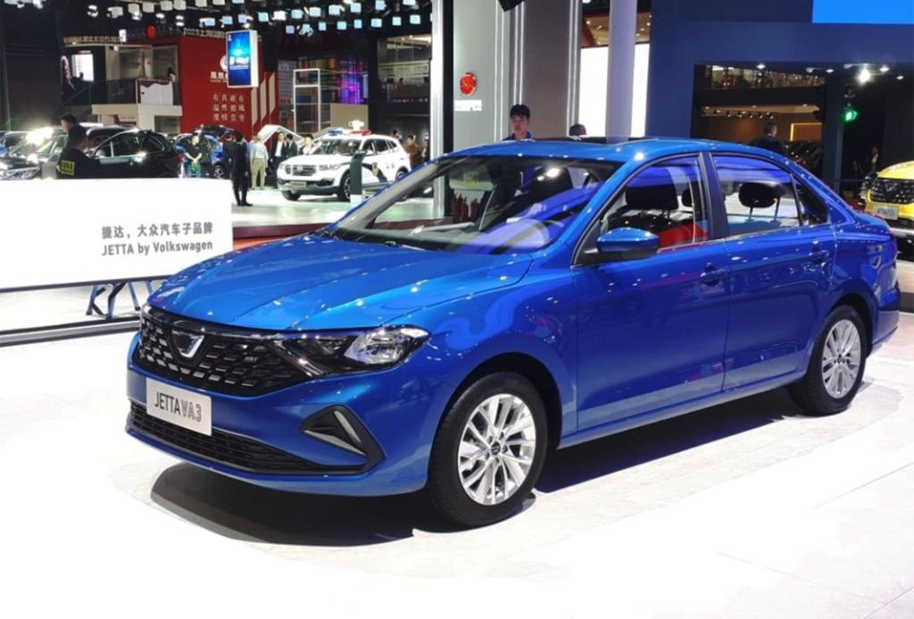 Jetta vira marca da Volkswagen na China, e sedã baseado no Santana é uma das apostas Jetta-10
