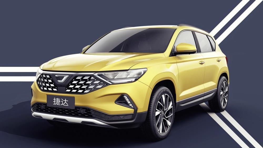 Jetta vira marca da Volkswagen na China, e sedã baseado no Santana é uma das apostas Jettad10
