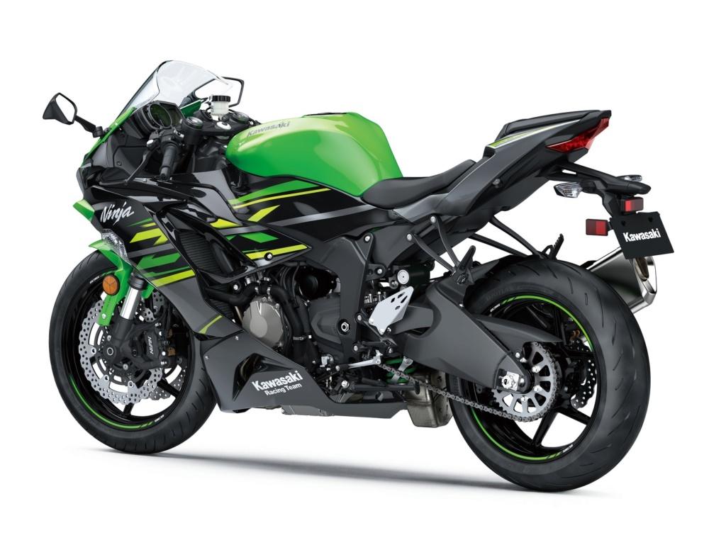 Kawasaki Ninja ZX-6R chega renovada ao Brasil por R$ 49.990 Kawasa11