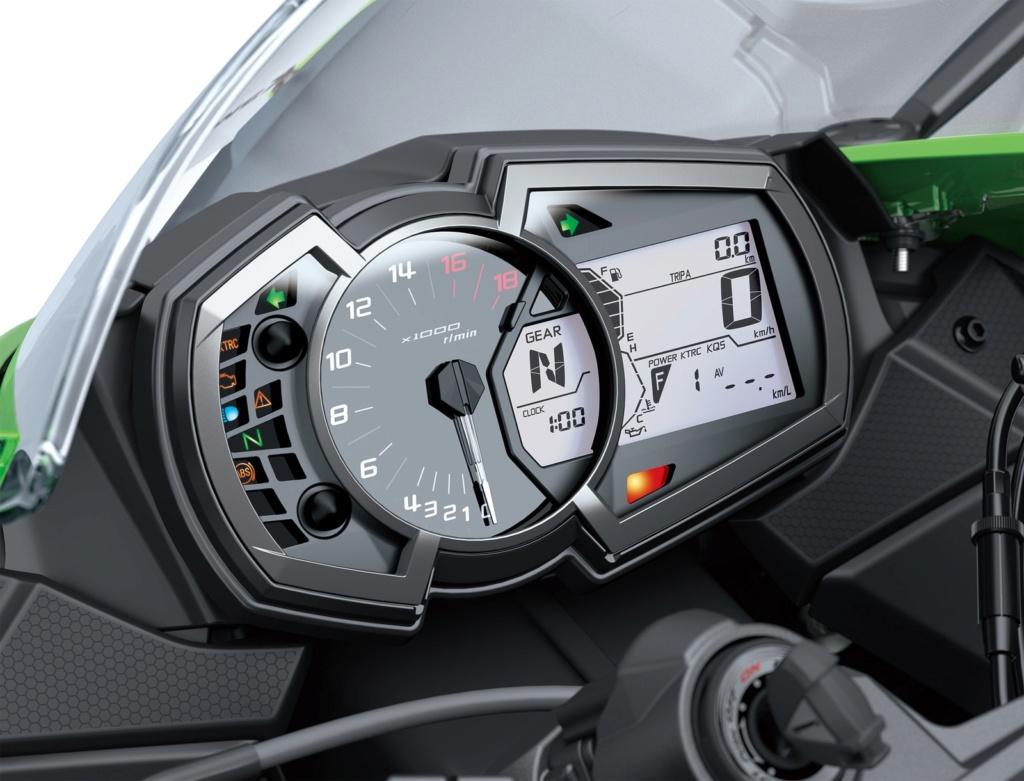 Kawasaki Ninja ZX-6R chega renovada ao Brasil por R$ 49.990 Kawasa12