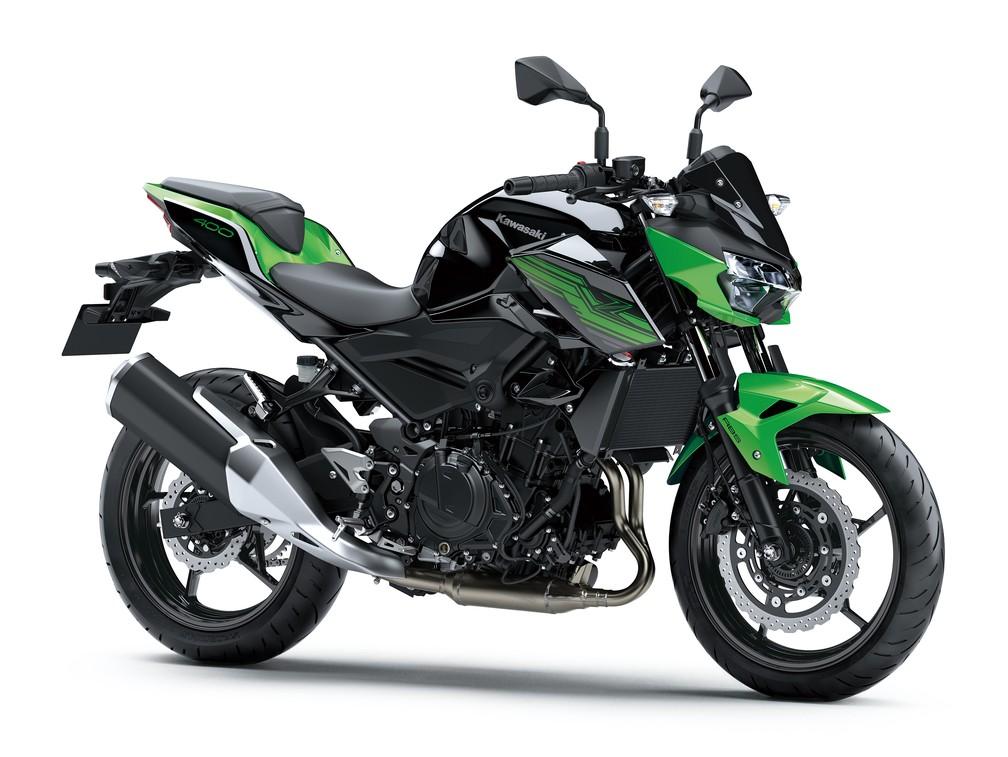 Nova Kawasaki Z400 chega em agosto por R$ 22.990 Kawasa15