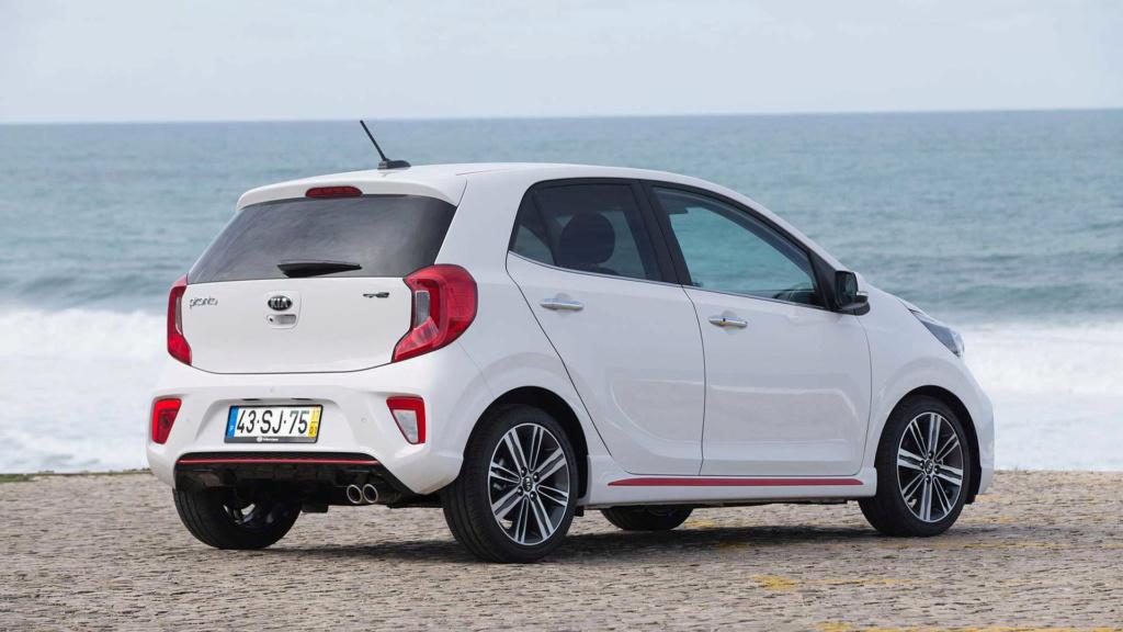 Kia Picanto terá versão elétrica para enfrentrar compactos EV da VW Kia-pi13