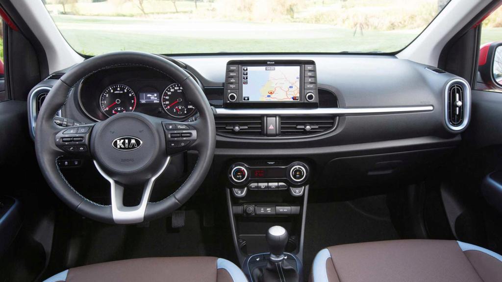 Kia Picanto terá versão elétrica para enfrentrar compactos EV da VW Kia-pi14