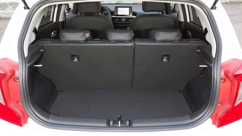 Kia Picanto terá versão elétrica para enfrentrar compactos EV da VW Kia-pi15