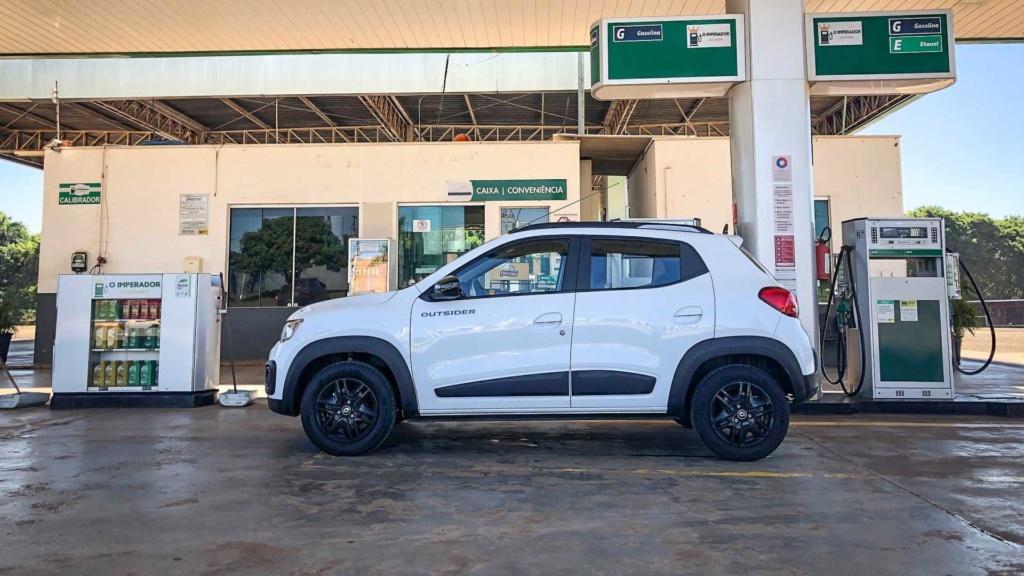 Teste: Renault Kwid Outsider em busca dos 20 km/litro Kwid-o13