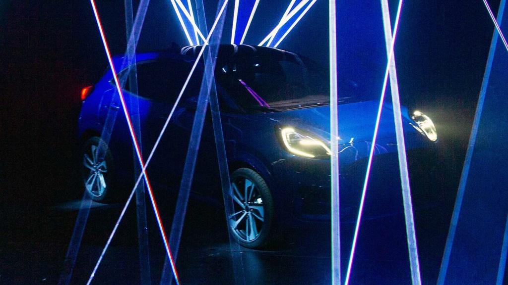 Ford Puma será um novo SUV compacto acima do EcoSport La-for10