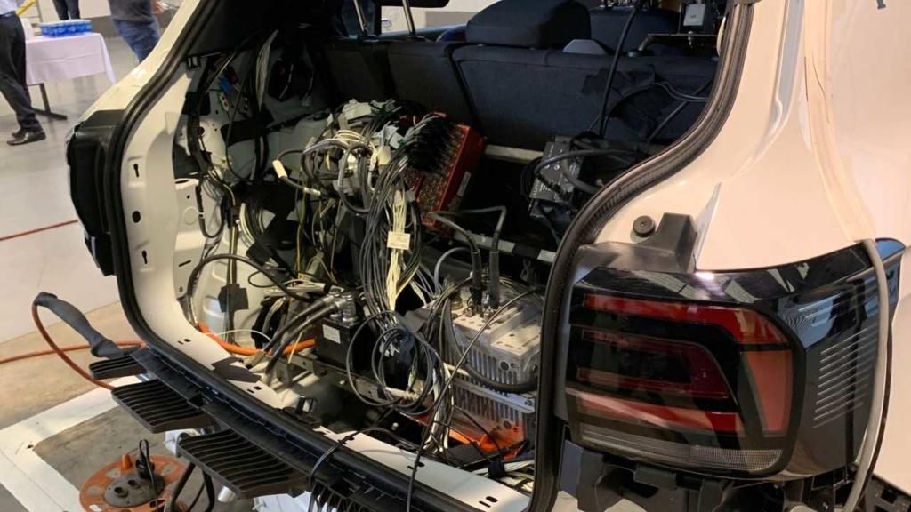 VW mostra como fez o T-Cross ter 5 estrelas em segurança Labora12