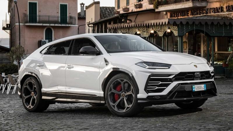 Lamborghini Urus quase dobrou vendas da marca em 2019 Lambor10