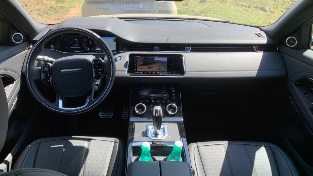 Novo Range Rover Evoque evolui sem perder o charme Land-r17