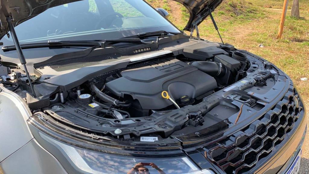 Novo Range Rover Evoque evolui sem perder o charme Land-r18
