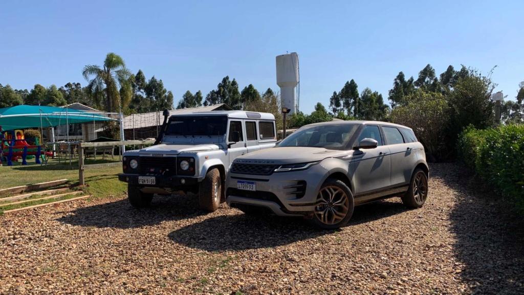 Novo Range Rover Evoque evolui sem perder o charme Land-r20