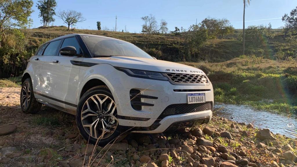 Novo Range Rover Evoque tem Recall por defeito no lavador de para-brisa Land-r22