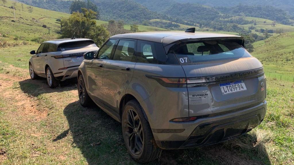 Novo Range Rover Evoque tem Recall por defeito no lavador de para-brisa Land-r23