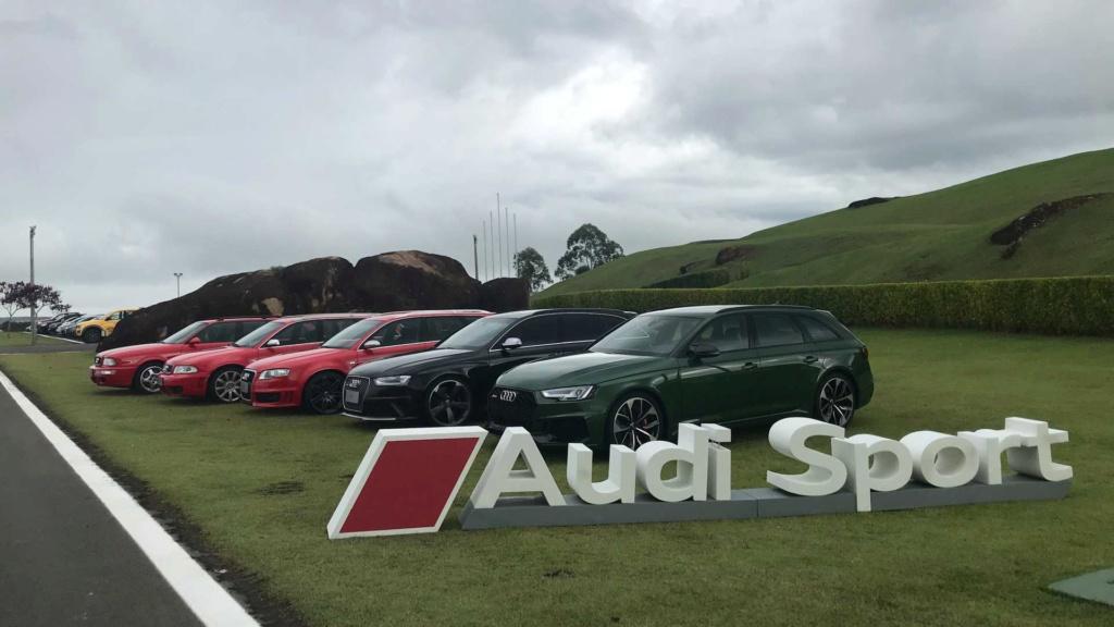 Primeiras impressões Audi RS4 Avant: Tradição mantida Linha-10
