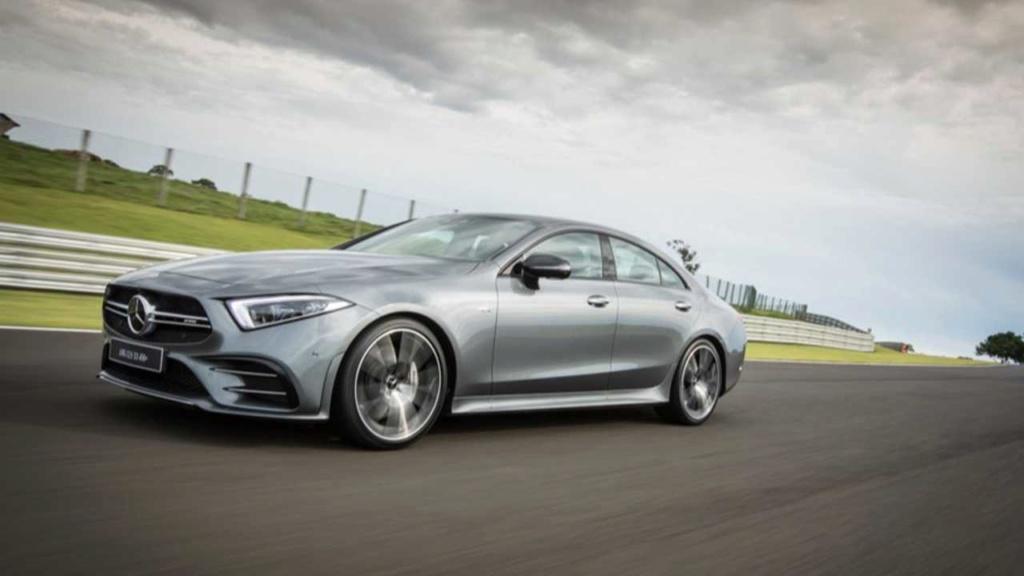 Série 3 e Série 5 colocam BMW no topo Merced16