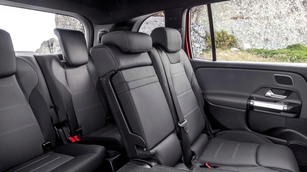Mercedes-AMG GLB 35 é SUV de 7 lugares com 306 cv de potência Merced42