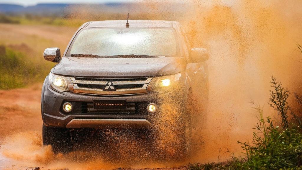 Teste instrumentado Mitsubishi L200 Triton Sport 2019: Levando na raça Mitsub25