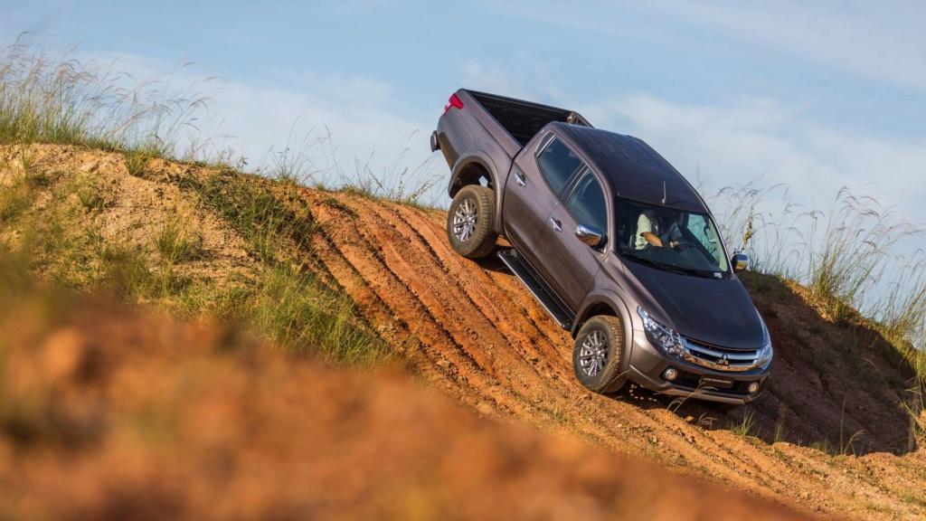 Teste instrumentado Mitsubishi L200 Triton Sport 2019: Levando na raça Mitsub29