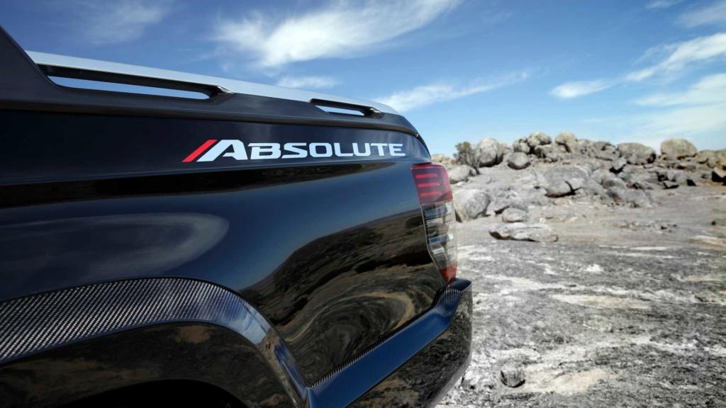 "Mitsubishi Triton Absolute é versão ""Raptor"" da L200 Mitsub36"