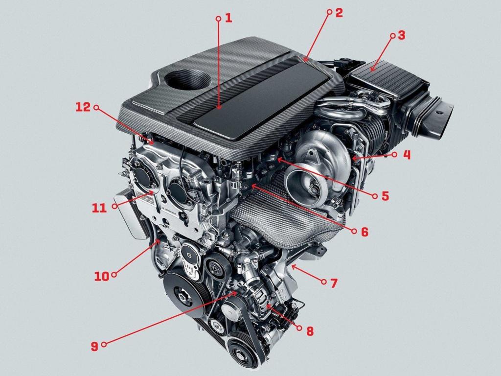 Como funciona um carro com dois motores ? Motor-10