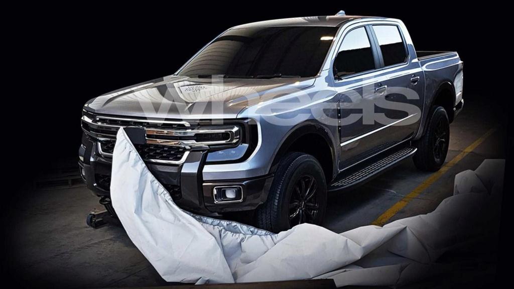 Ford e Volkswagen confirmam novas gerações de Ranger e Amarok para 2022 Next-g10