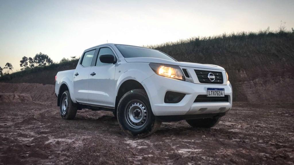 Teste Nissan Frontier S MT: Aqui é trabalho Nissan14