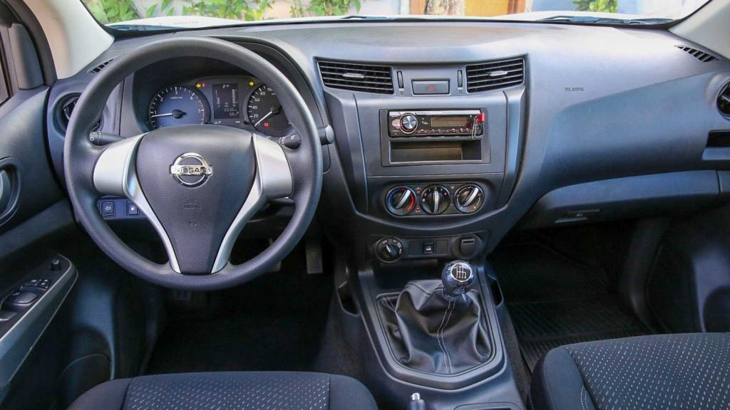 Teste Nissan Frontier S MT: Aqui é trabalho Nissan16
