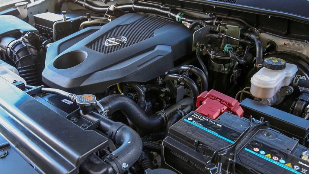 Teste Nissan Frontier S MT: Aqui é trabalho Nissan19