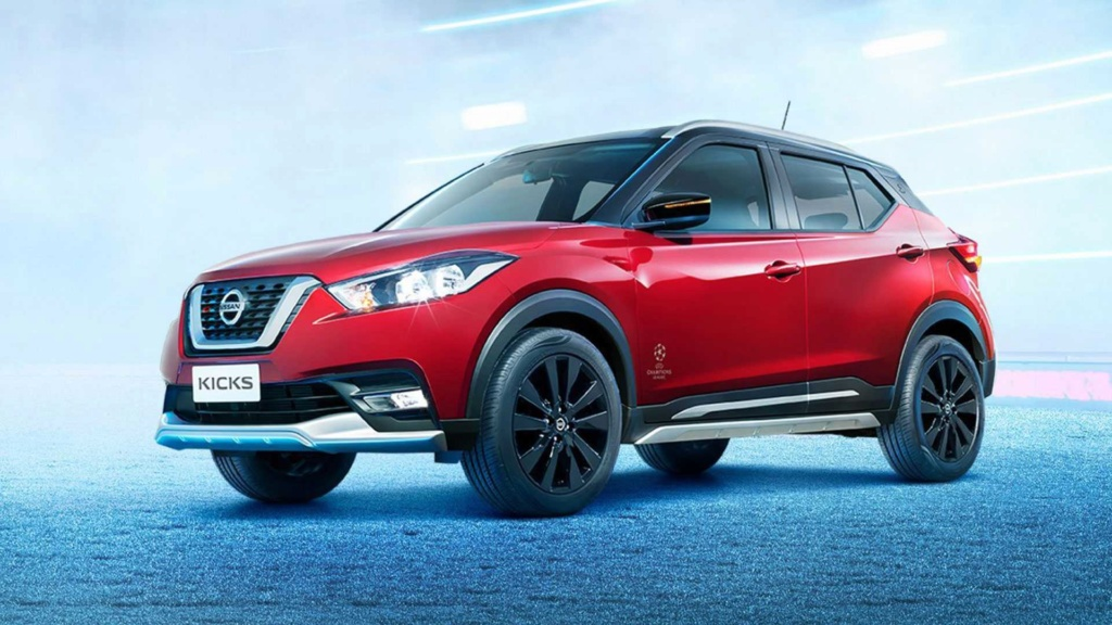 Nissan planeja exportar Kicks para países da África e Oriente Médio Nissan21