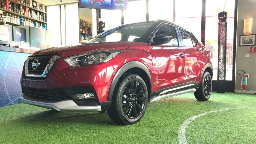 Nissan planeja exportar Kicks para países da África e Oriente Médio Nissan23