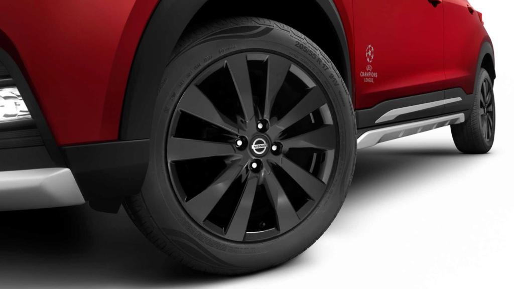 Nissan planeja exportar Kicks para países da África e Oriente Médio Nissan25