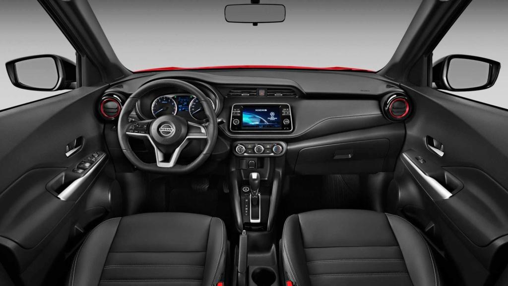 Nissan planeja exportar Kicks para países da África e Oriente Médio Nissan26
