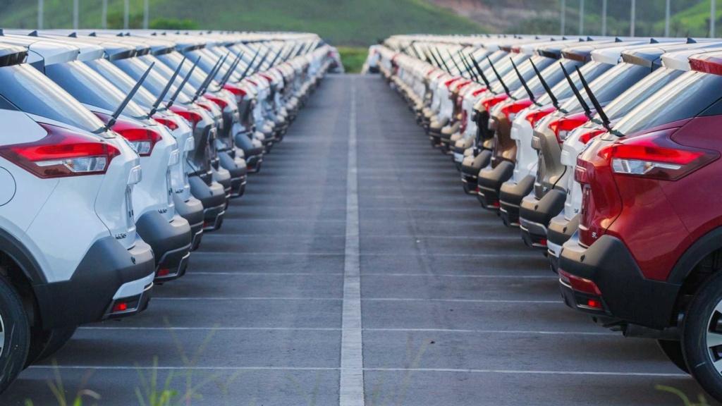 Nissan alcança 50 mil veículos exportados a partir de Resende (RJ) Nissan32