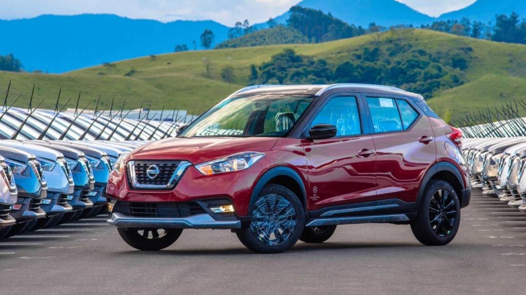 Nissan alcança 50 mil veículos exportados a partir de Resende (RJ) Nissan33