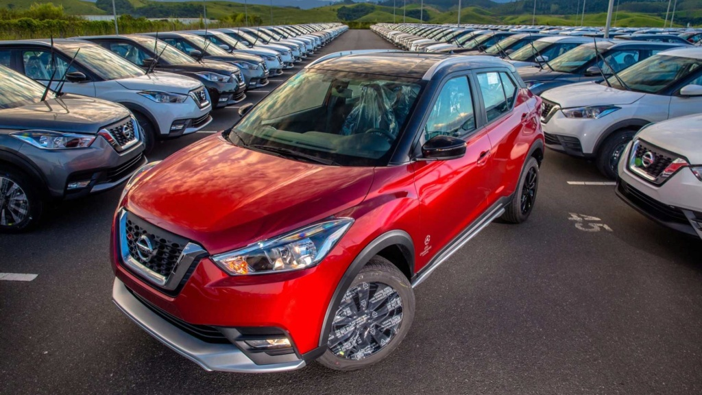 Nissan alcança 50 mil veículos exportados a partir de Resende (RJ) Nissan34