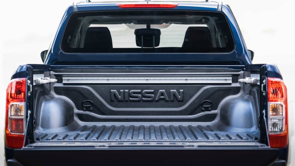 Nissan Frontier aposenta motor de turbo único na Europa Nissan41