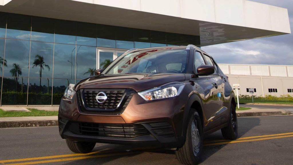 Nissan Kicks alcança 100 mil unidades produzidas no Brasil Nissan44
