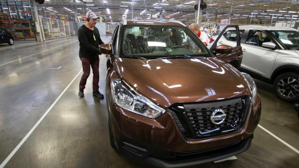 Nissan Kicks alcança 100 mil unidades produzidas no Brasil Nissan45