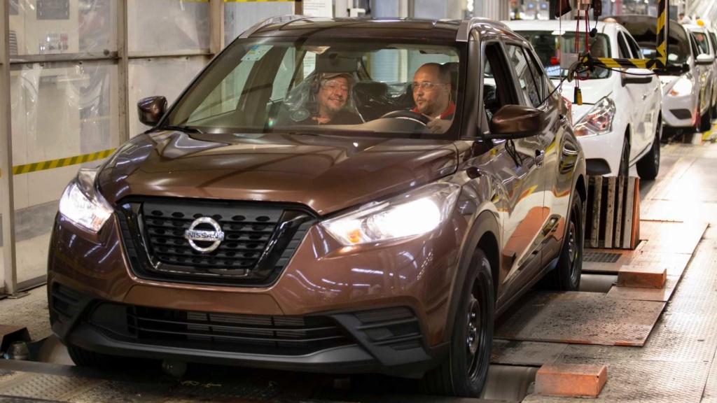 Nissan Kicks alcança 100 mil unidades produzidas no Brasil Nissan46